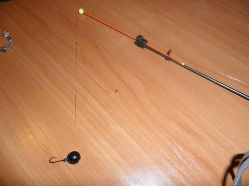 быстрый монтаж для рыбалки